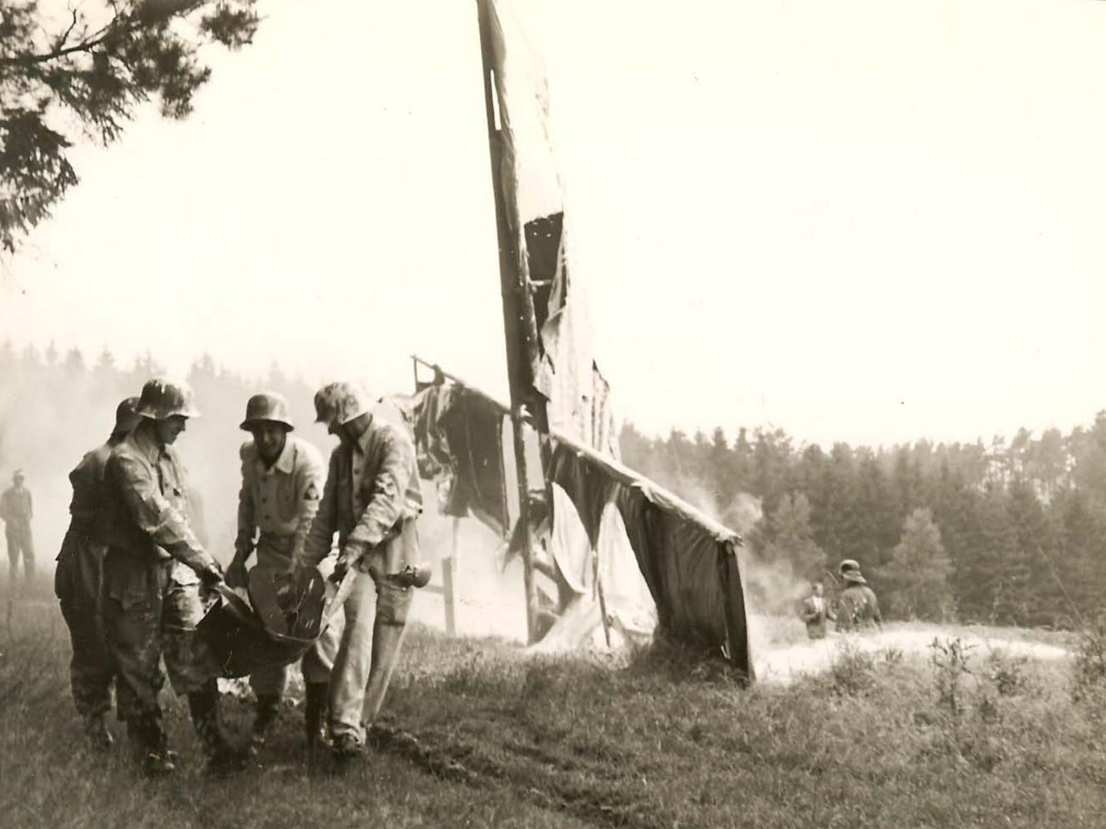 Flugzeugabsturz Giessen