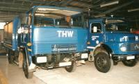 GKW 1, daneben der Vorgänger GKW 72