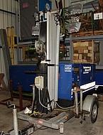 Lichtmastanhänger 6000W 10 kVA