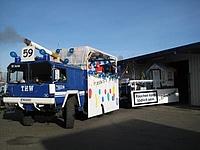 Unser Umzugswagen