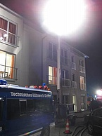 Evakuierungsübung im Landkreis Giessen
