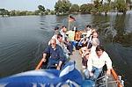Hochwasser - Elbe 2002 (Bild: Buddy Bartelsen)