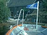 Hochwasser - Elbe 2002