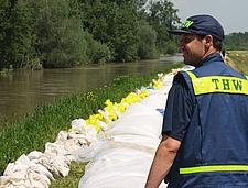 Erfahrung und Engagement: Das THW ist ein zuverlässiger Partner in Notsituationen.