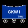 Taktisches Zeichen - Gerätekraftwagen 1 (GKW 1)