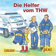 Das erste Pixie-Buch als THW-Sonderauflage