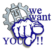 WE WANT YOU - FOR THE THW