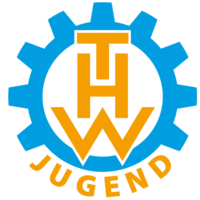 Logo der THW Jugend