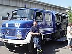 GKW 1 2.Tz - Fahrzeug und Geräteschau