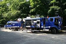 Fahrzeugausstellung in Rödgen
