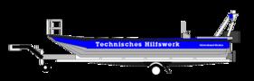 """Mehrzweckboot """"Bernd Helm"""" (Such und Rettungsboot)"""