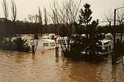 1984 - Katastrophenalarm - Hochwasser in und um Gießen