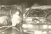 1982 - Bombenanschlag auf die US-Kaserne in Gießen